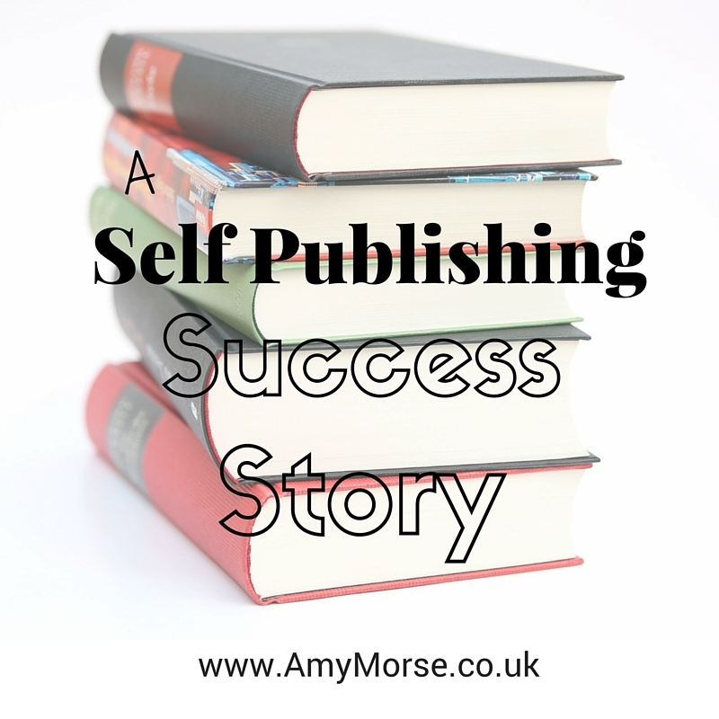 Self Publishing Success Story - Maggie James
