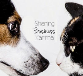 business Karma banner