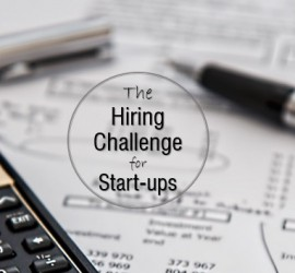 hiring challenge for start-up