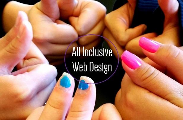 All Inclusive Web design
