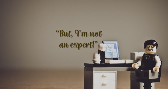 But I'm not an expert