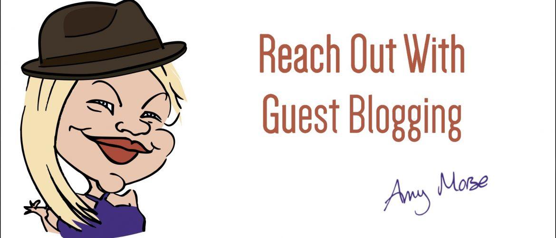 Guest blogging challenges