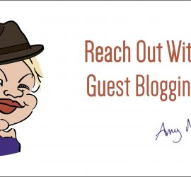 Guest blogging challenges