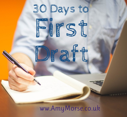 30 Days to First Draft 1