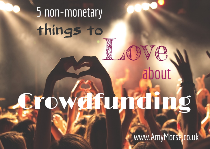 5 things to love about crowdfunding