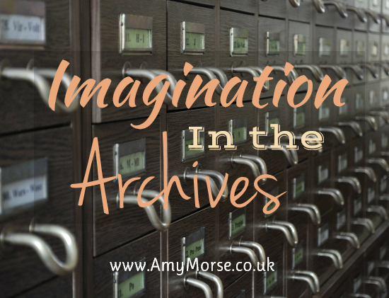 Imagination In The Archives