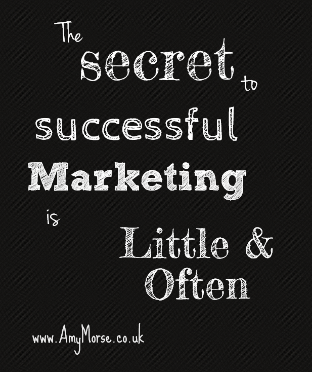 Secret to successful marketing