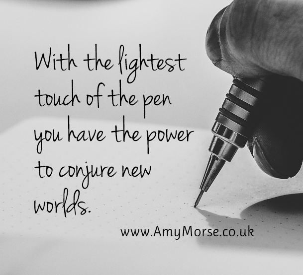The Lightest Touch of the Pen