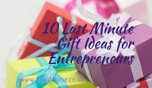 10 Last Minute Gifts for Entrepreneurs