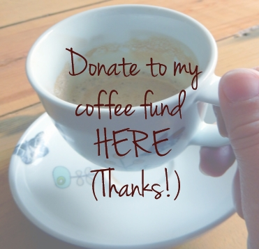 Donate to my Coffee Fund