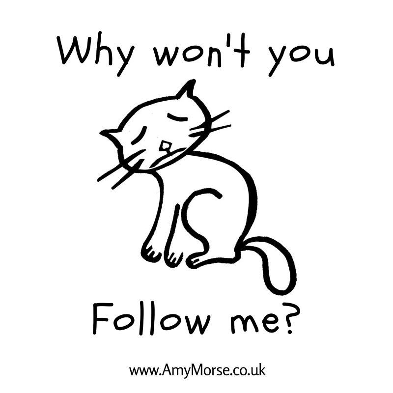 Why won't you follow me? 4 reasons people aren't following you on Twitter