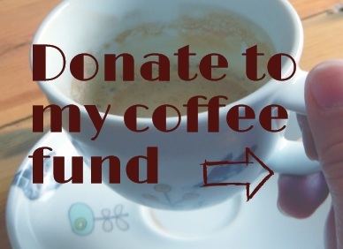 Donate to the coffee fund