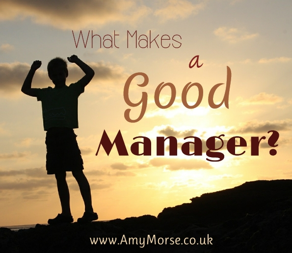 What Makes A Good Business Manager