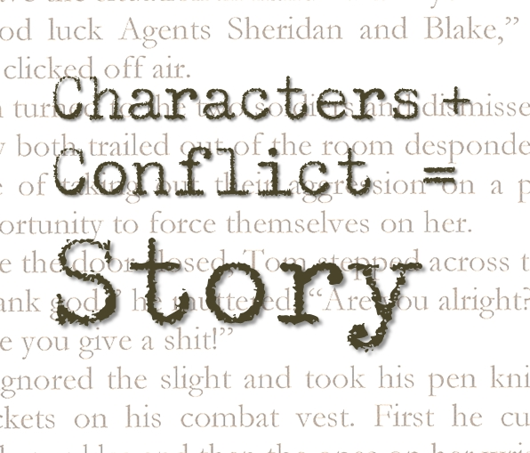 Character Conflict Story
