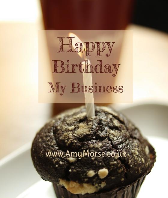 happy birthday my business