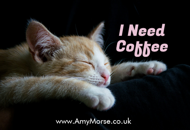 I need coffee coffee kitty 3