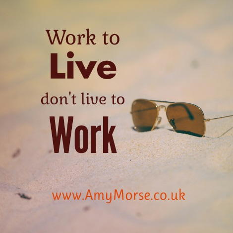 work to live