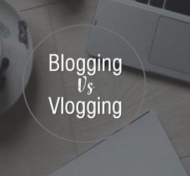 Blogging or Vlogging
