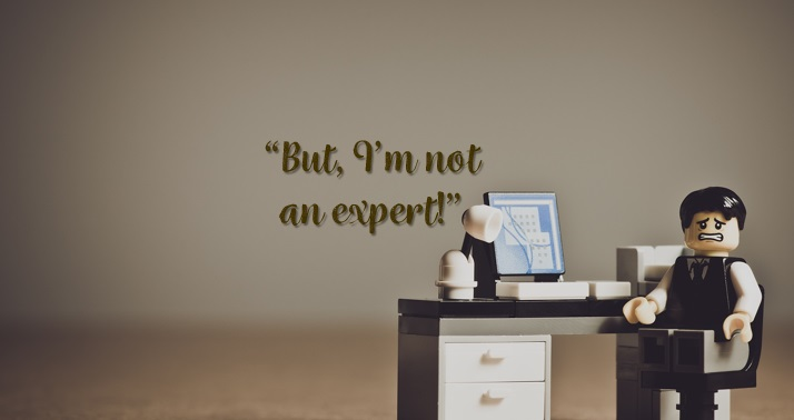 But I'm not an expert