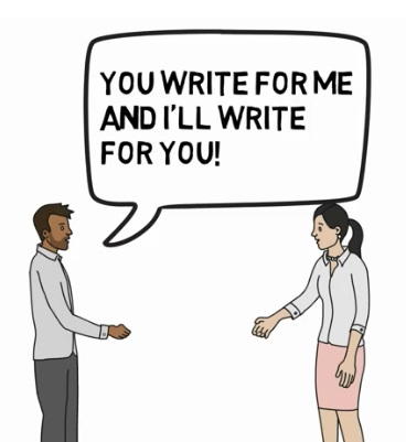 Guest Bogging opportunities - You write for me and I'll write for you