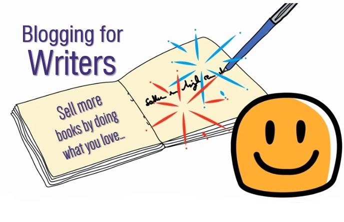 blogging for writers workshop