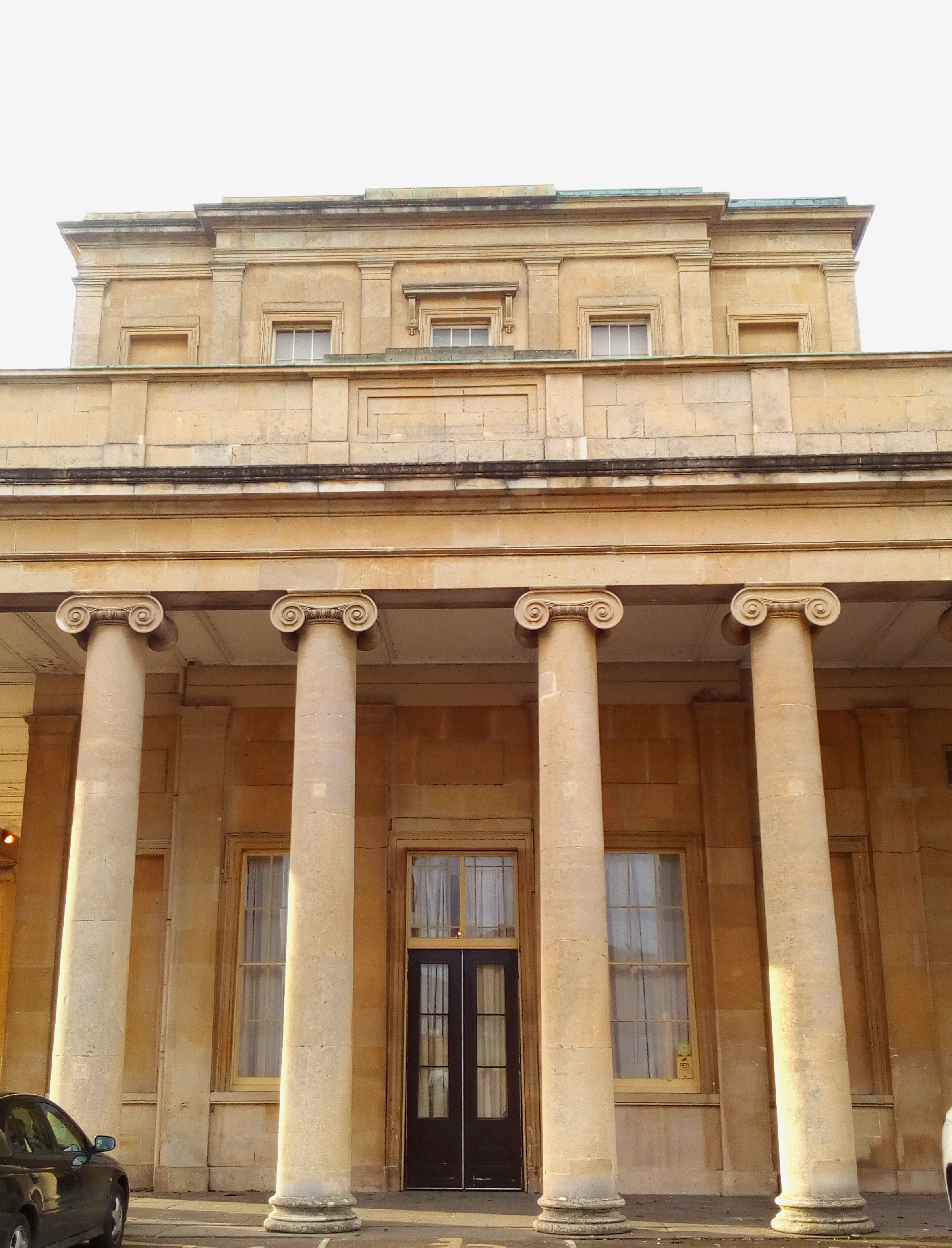 Pitville Pump Room Maximise Conference