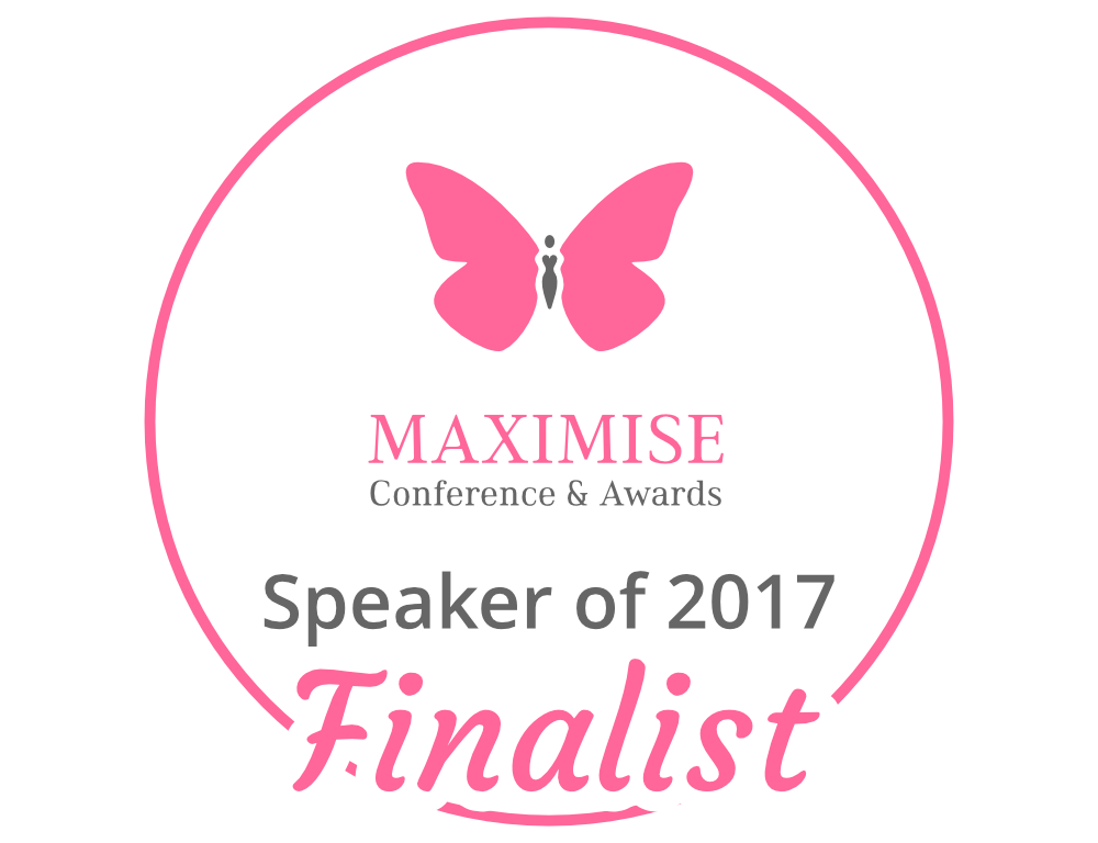 Peaker of the year finalist maximise