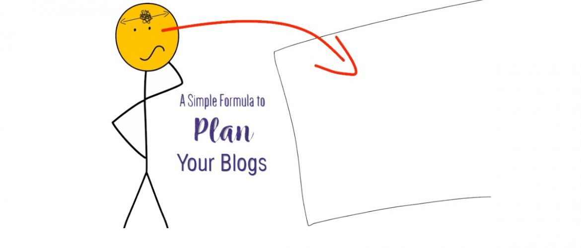 how to plan your blog