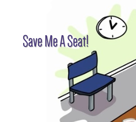 Save me a seat in the webinar