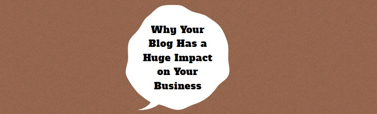 Blog impact on businesses