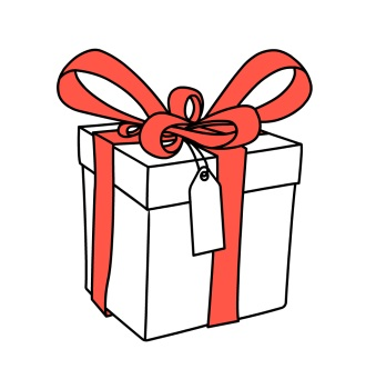 Give gifts through your blogs