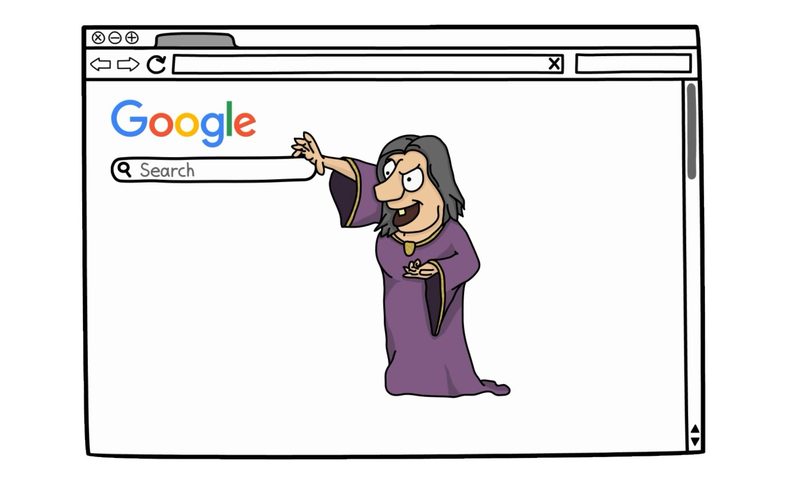 The dark art of being Google friendly