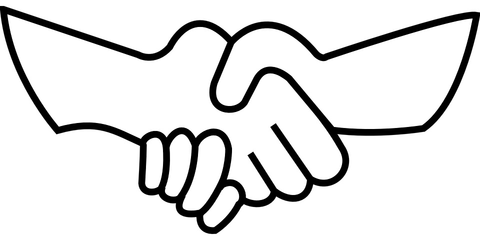 Handshake. How helpful is too helpful? Cultivate positive relationships