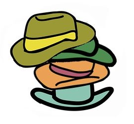 Wearing many hats. Outsourcing for Small Businesses
