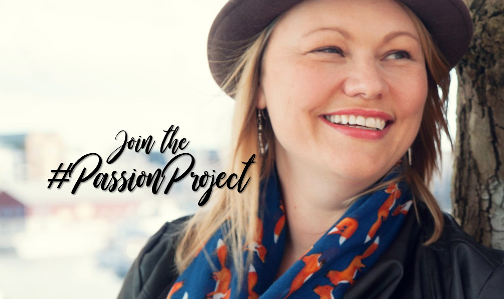 join the passion project