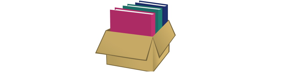 Home decluttering get organized