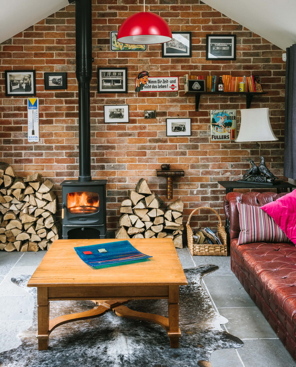 The Lodge, Your Somerset Retreat