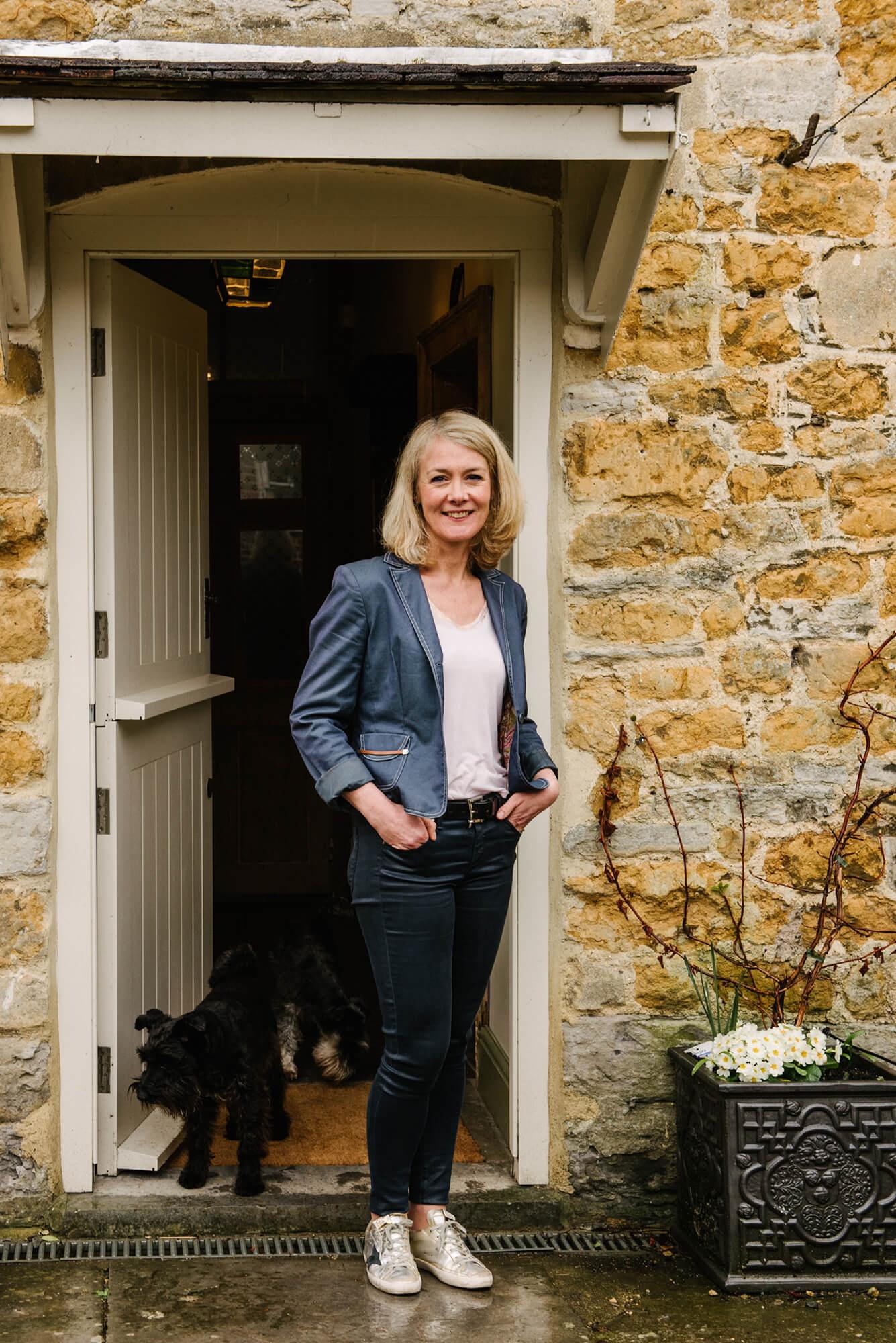 Caroline Sharley of Your Somerset Retreat
