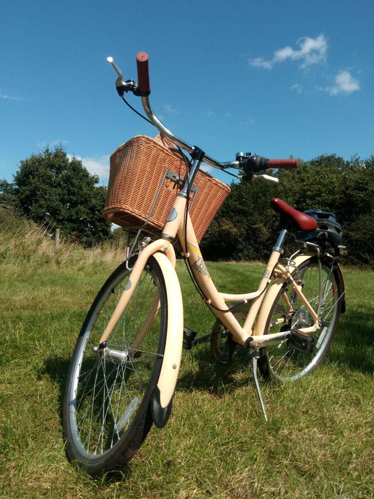 Freedom on my bike