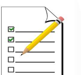 Blogging challenges survey results