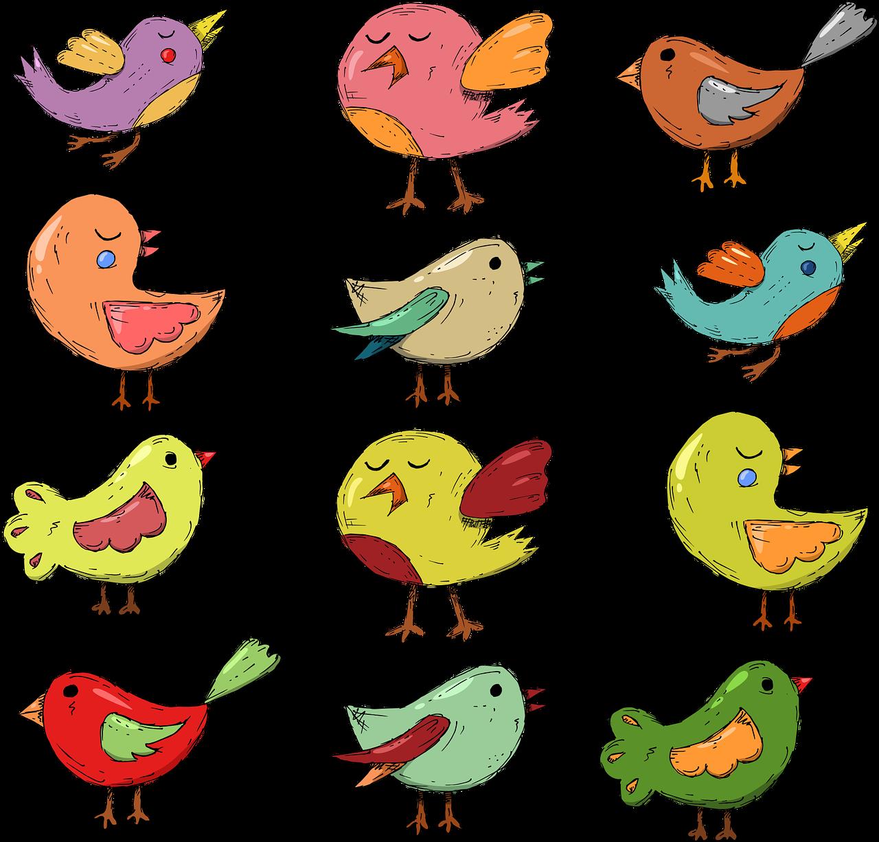 The birds will always sing, even when noone is listening