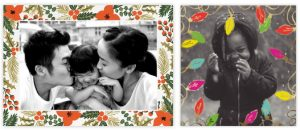 Paperless Post Family portrait card designs