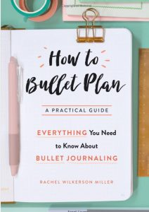 How to bullet plan Journaling