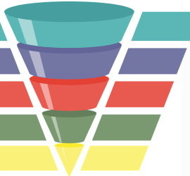 Homepage sales funnel