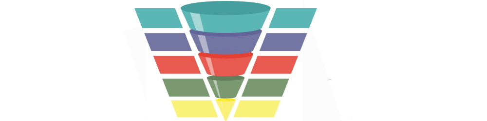 Homepage sales funnel