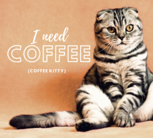 Top up the coffee kitty