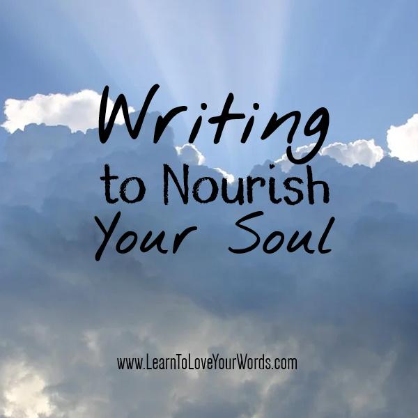 soulful writing