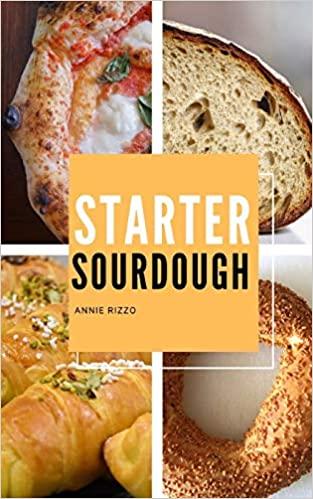 sourdough starter book