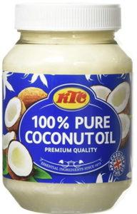 coconut oil for homemade deodorant