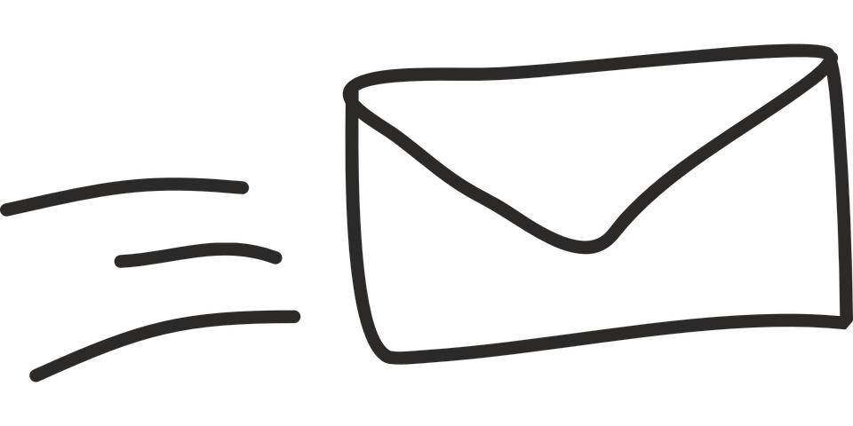 flying envelope - Open letter to Facebook